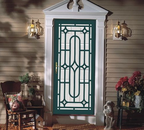 Security Screen Doors Home Depot