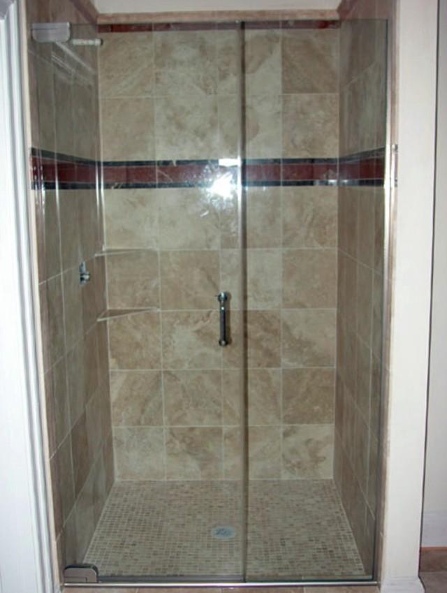 Semi Frameless Glass Shower Doors