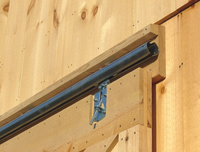 Sliding Barn Door Latch