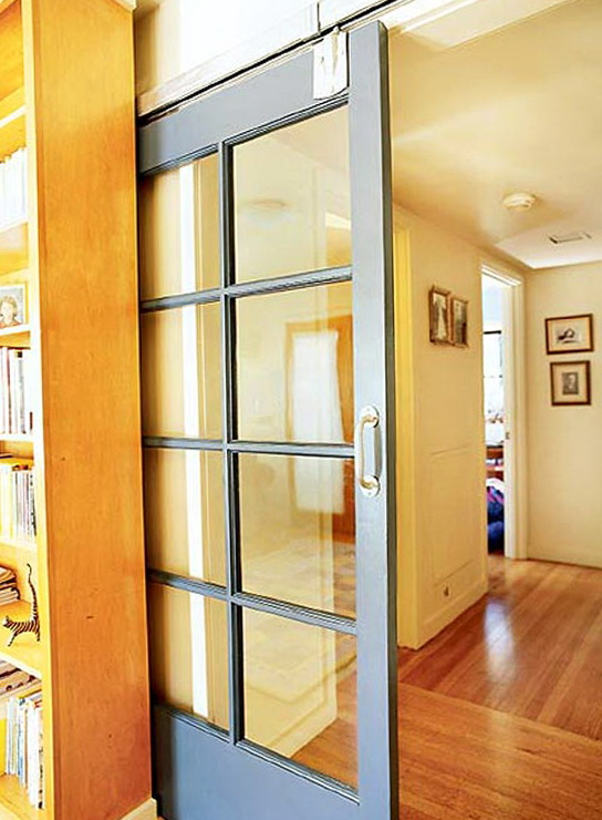 Sliding Barn Doors In Homes