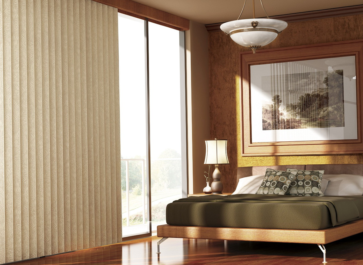 Sliding Glass Door Coverings