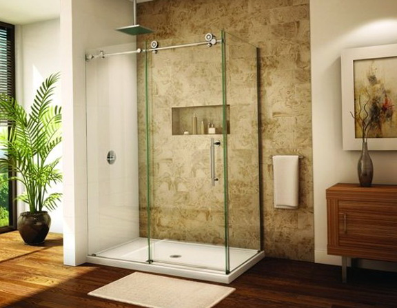 Sliding Shower Doors Frameless