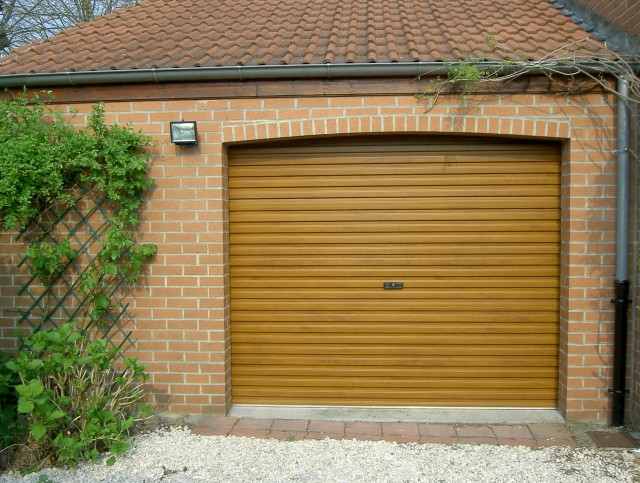 Small Roll Up Garage Doors