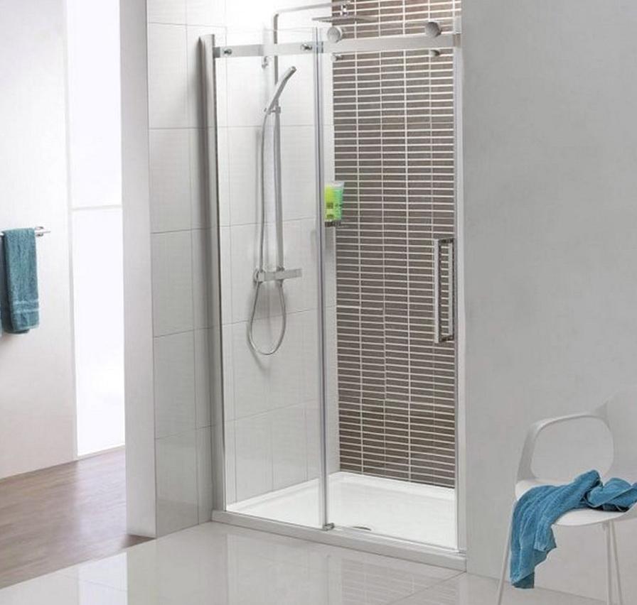 Small Shower Glass Doors