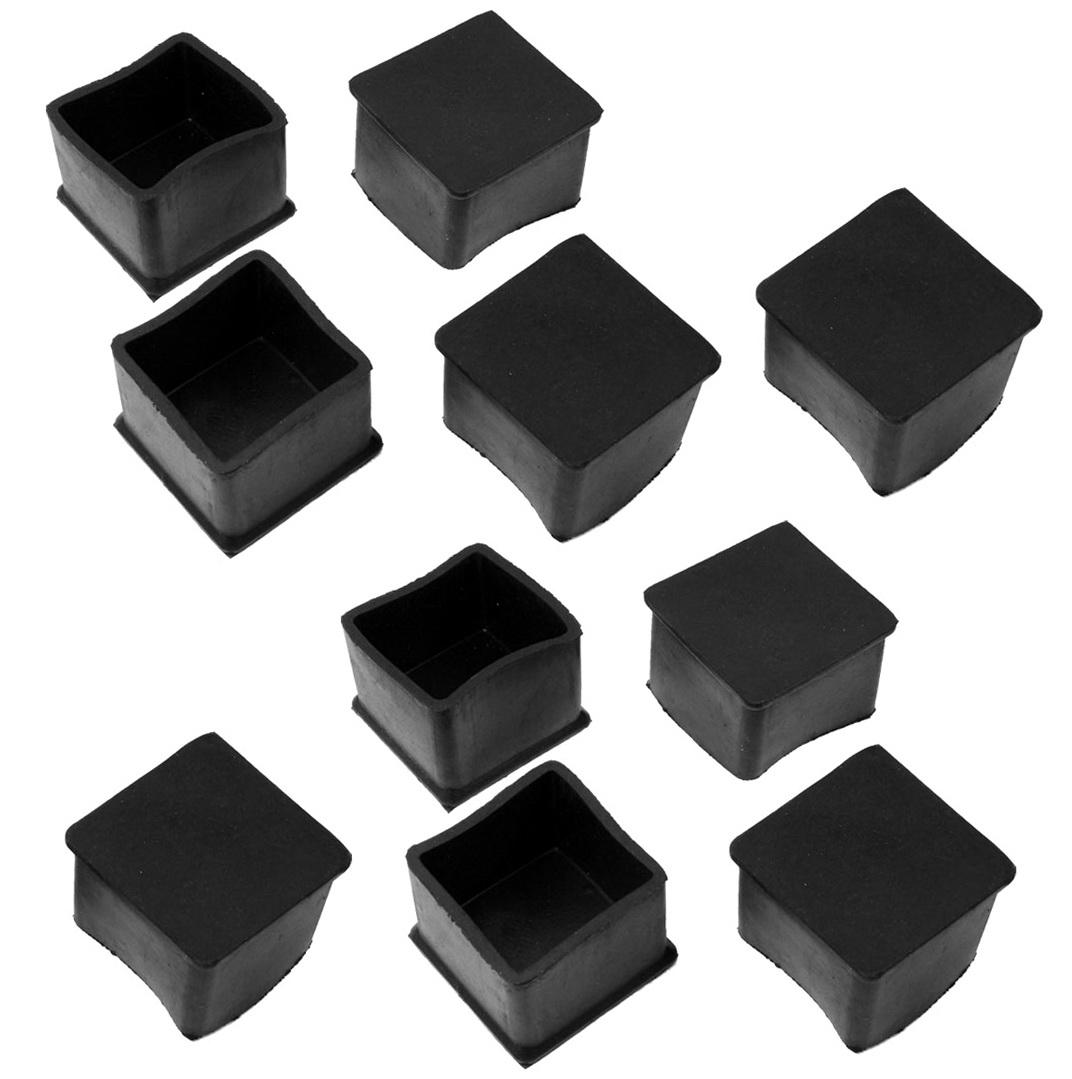 Square Chair Leg Caps