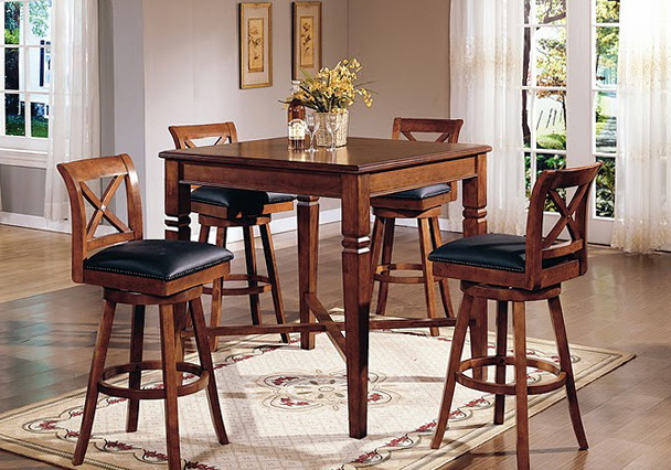 Square Pub Tables And Chairs