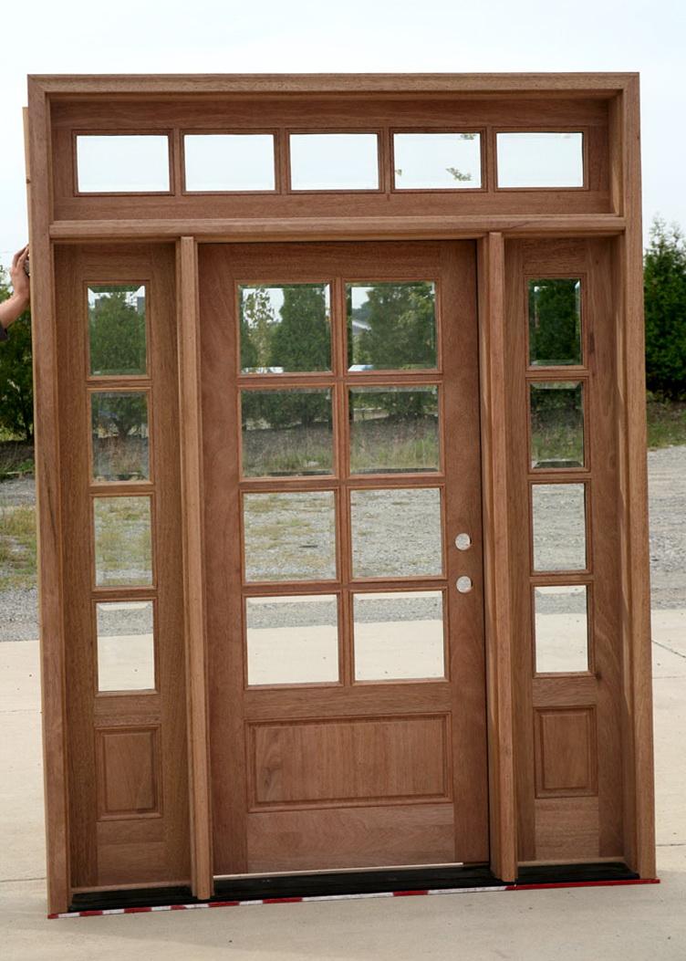 Standard Door Width Commercial Building