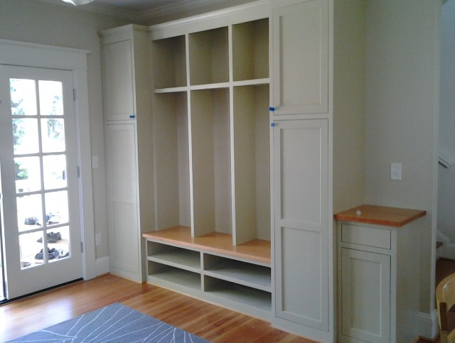 Storage Cabinet With Doors And Shelves