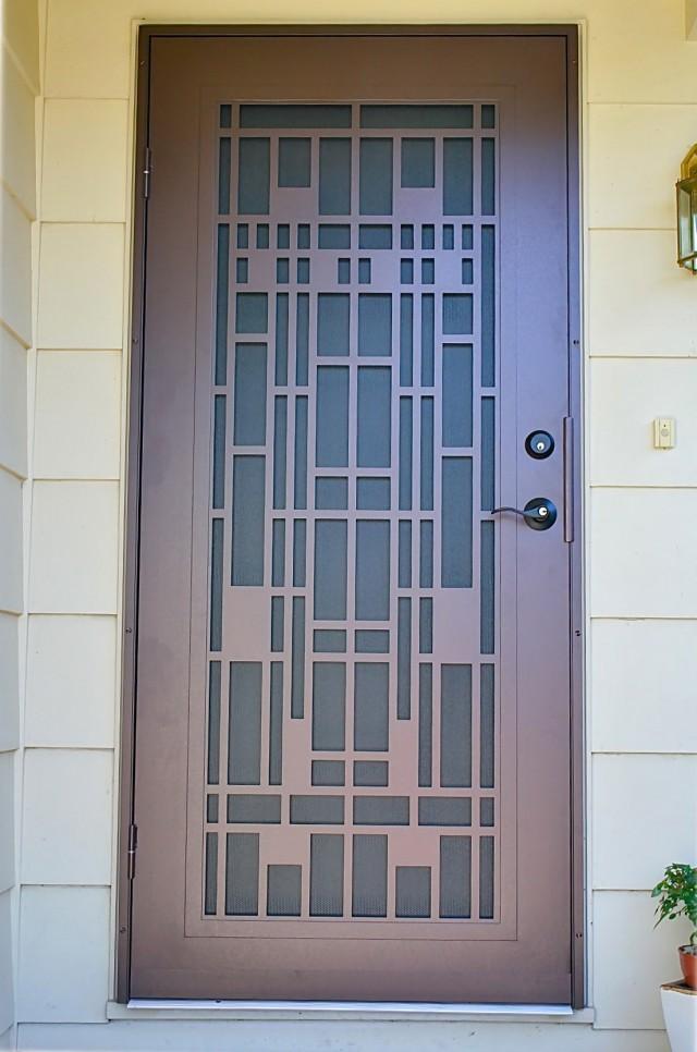 Titan Security Screen Doors
