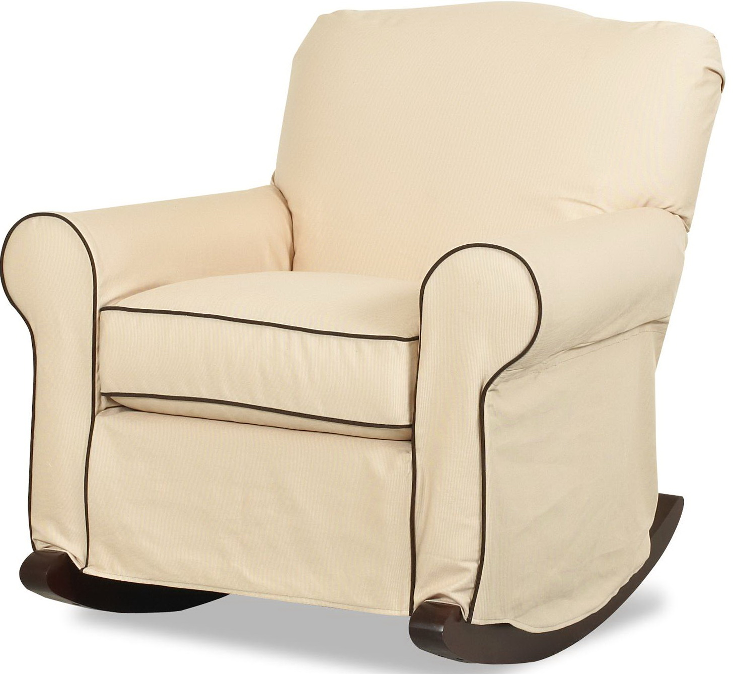 Upholstered Rocking Chair Slipcover