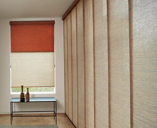 Vertical Sliding Glass Door Blinds