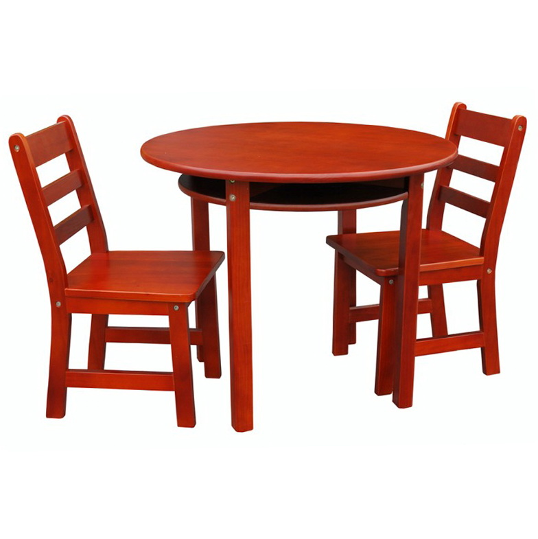 Vintage Childrens Table And Chair Set