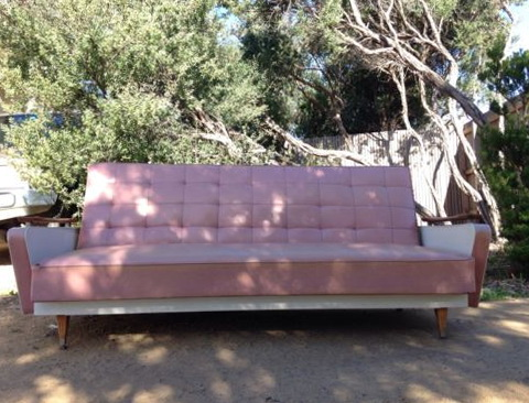 Vintage Click Clack Sofa