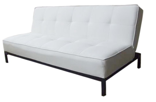 White Click Clack Sofa Bed