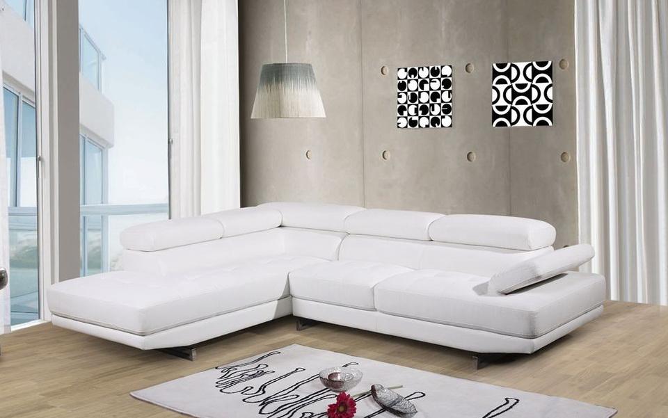 White Leather Sofa Uk