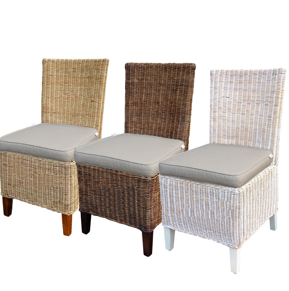 Wicker Dining Chairs Indoor