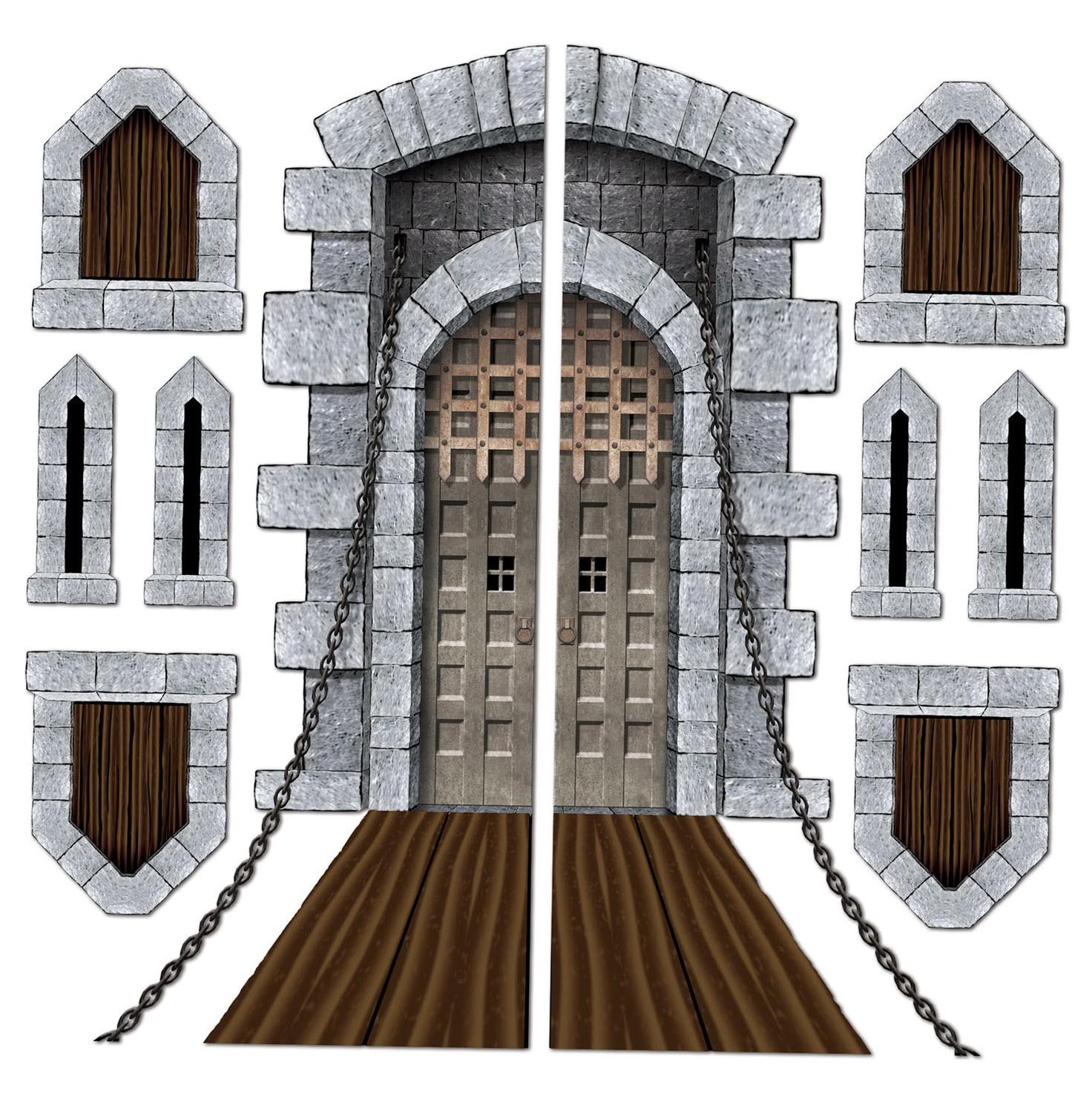 Windows And Doors Clipart
