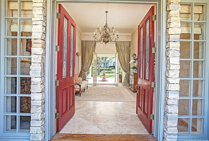 Windows And Doors In Harmonious Alignment