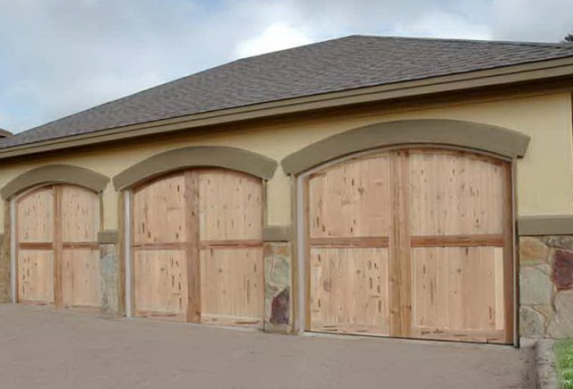Wood Garage Doors Cost