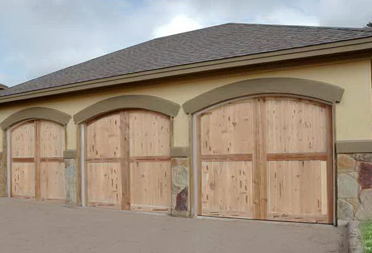 Wood Garage Doors Cost