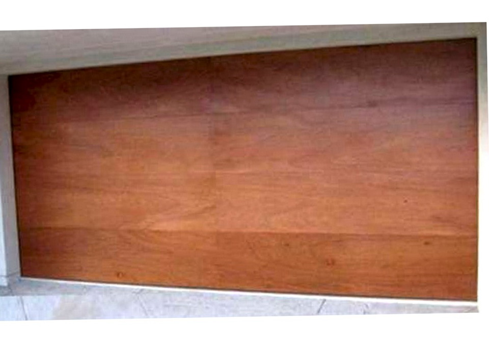 Wood Roll Up Garage Doors