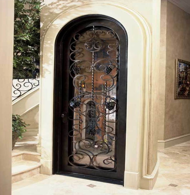 Wrought Iron Doors Canada