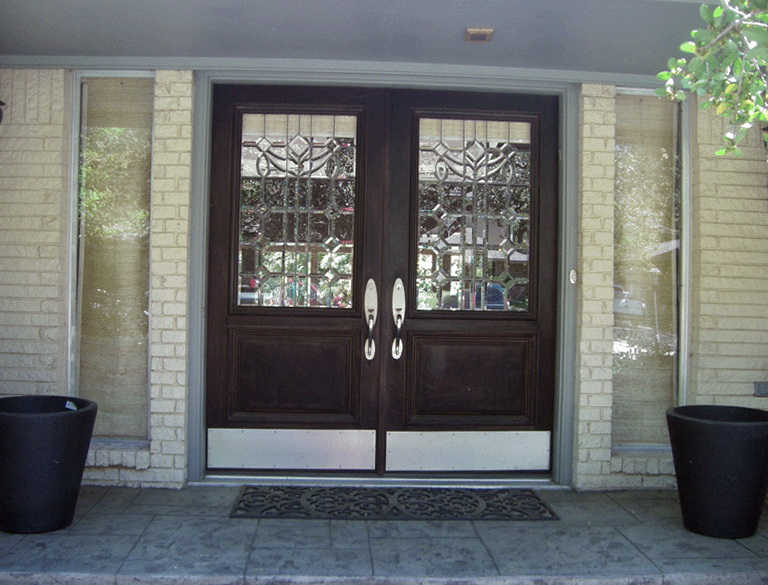 Wrought Iron Doors Los Angeles