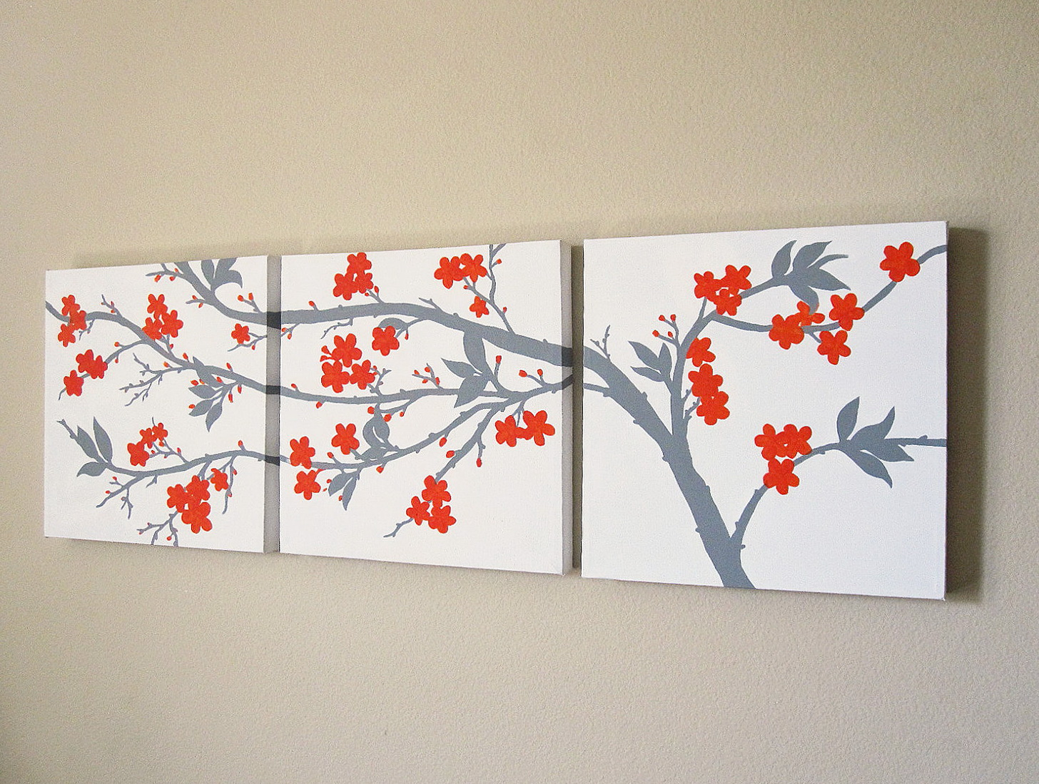 3 Panel Wall Art Canvas