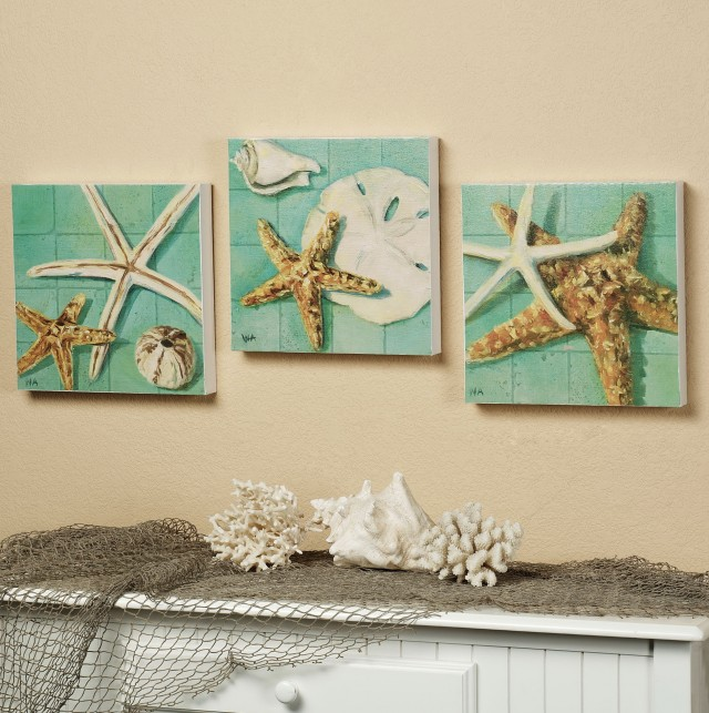 3 Piece Canvas Wall Art Cheap