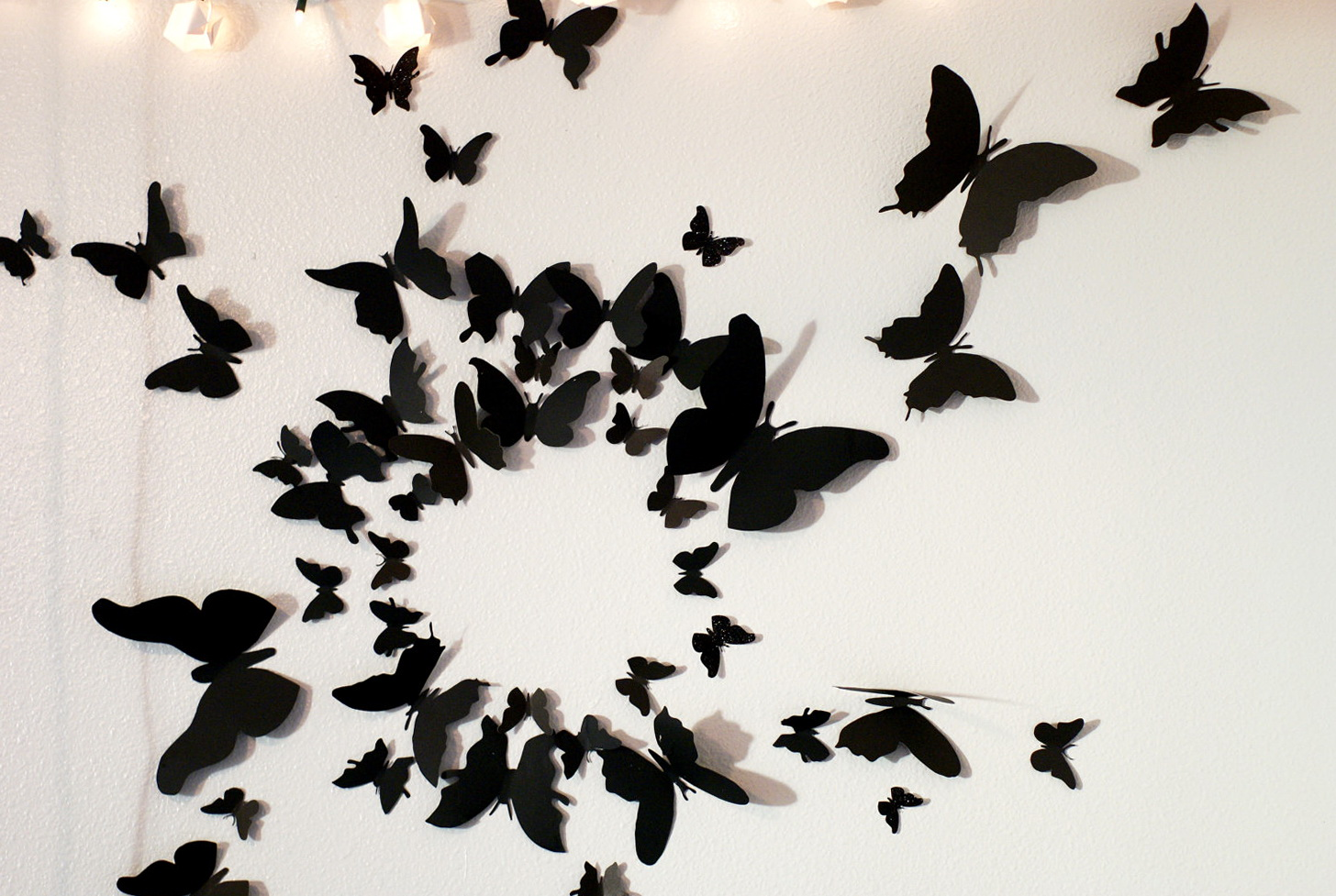 3d Wall Art Butterflies