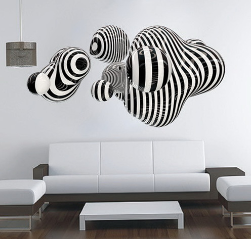 3d Wall Art Decals