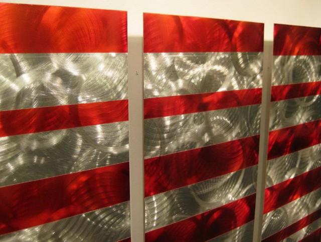 Abstract Metal Wall Art Ebay