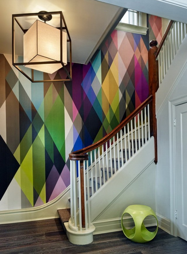 Abstract Wall Art Designs