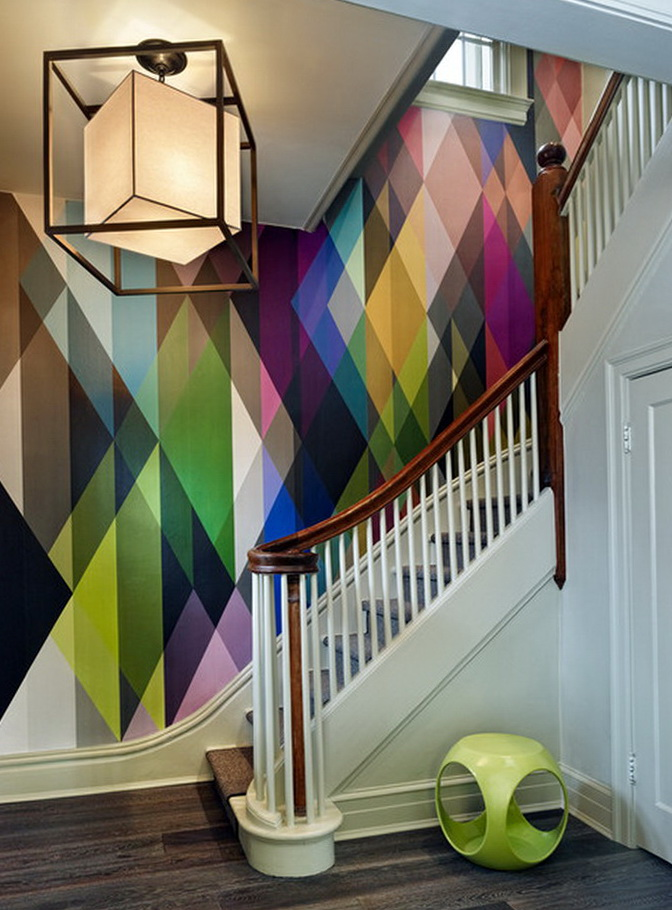 Abstract Wall Art Designs