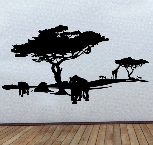 African Wall Art Uk