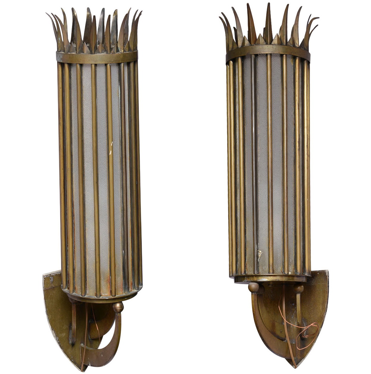 Art Deco Wall Sconces Uk