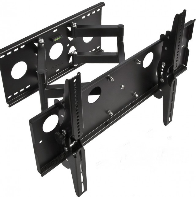 Articulating Tv Wall Mount With Shelf