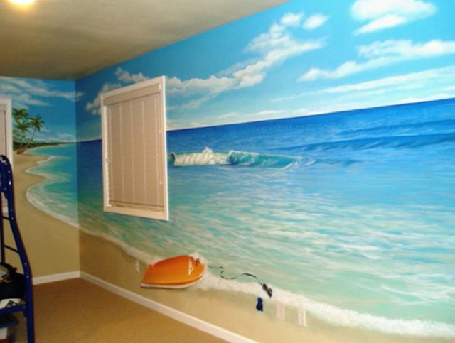 Beach Wall Art Ideas