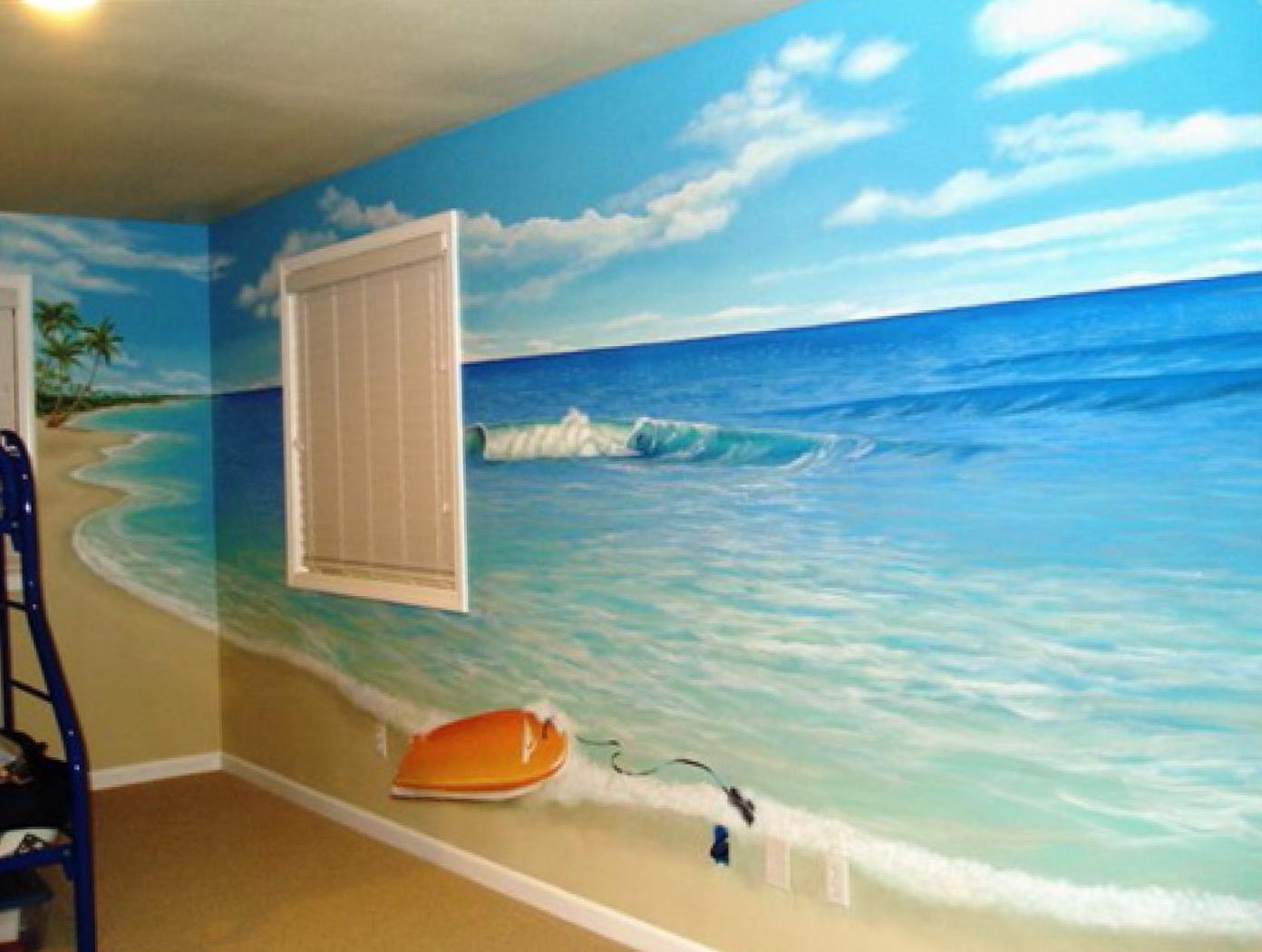 Beach Wall Art Ideas