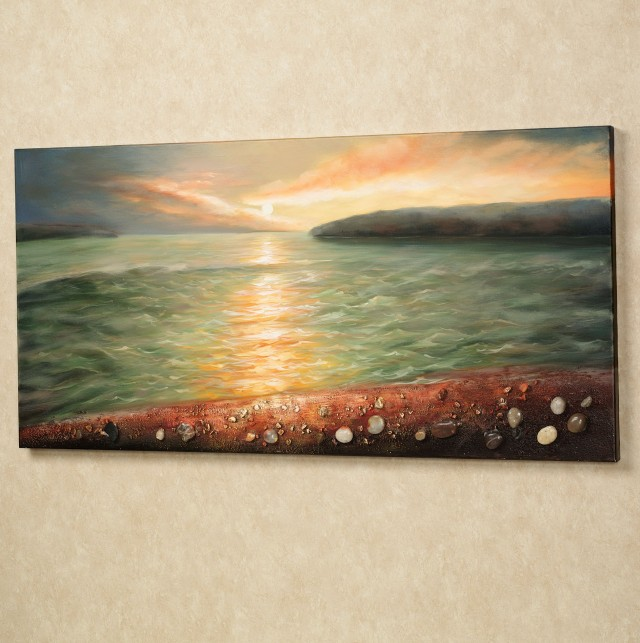 Beach Wall Canvas Art