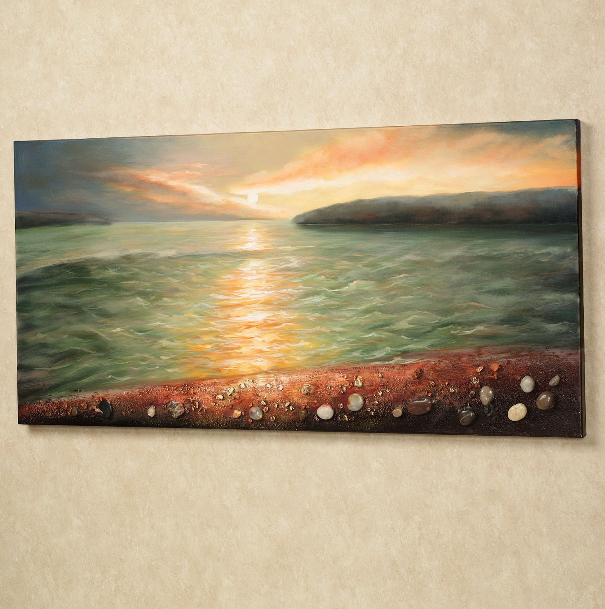 Beach Wall Canvas Art