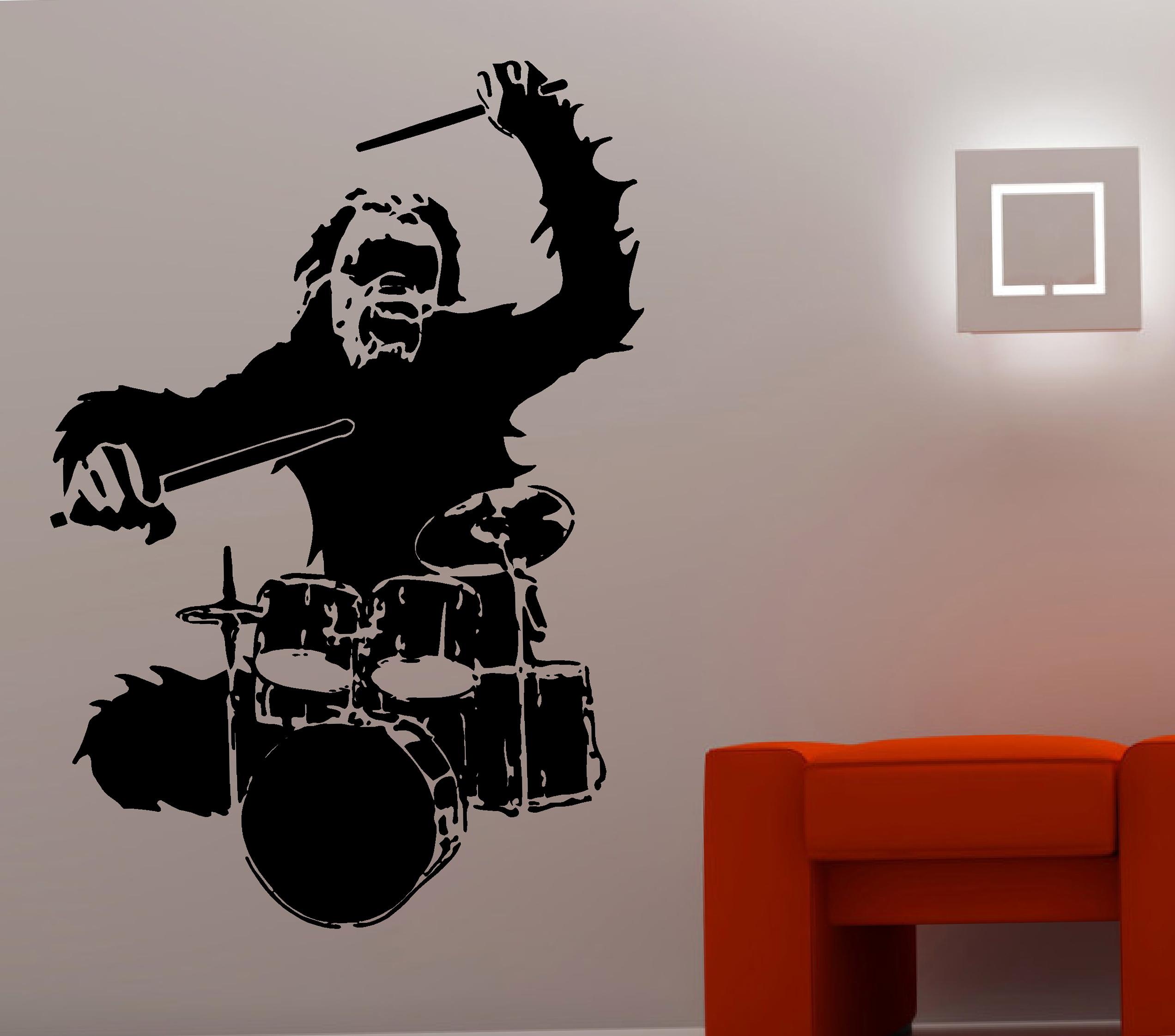 Bedroom Wall Art Music
