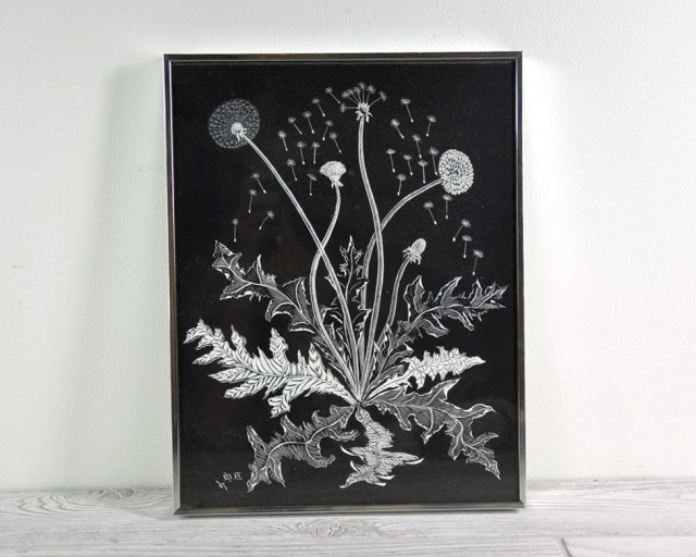 Black And White Vintage Wall Art
