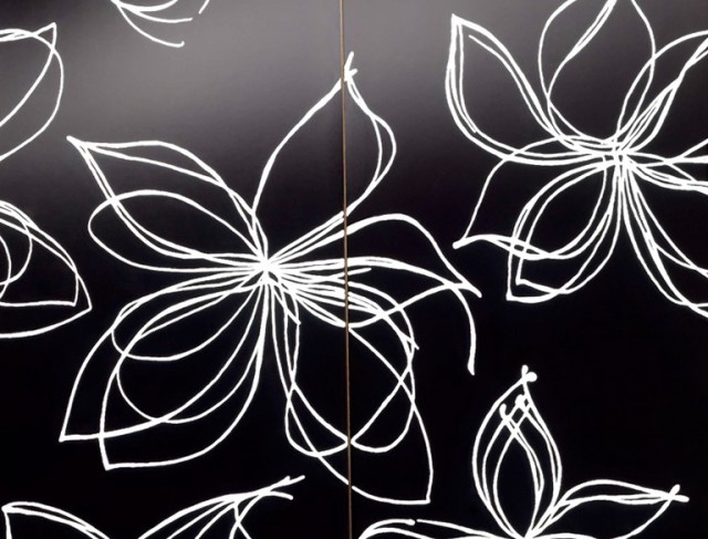 Black And White Wall Art Designs