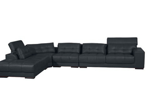 Black Sectional Sofa Cheap