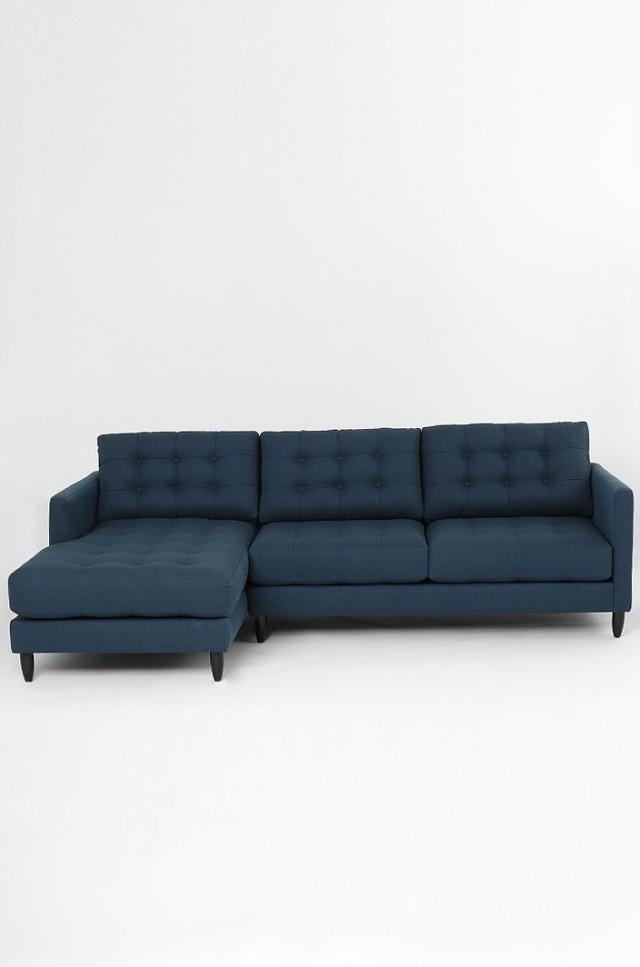 Blue Velvet Sofa Urban Outfitters