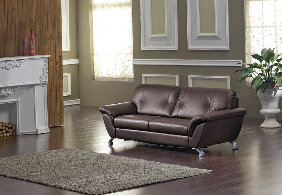 Bonded Leather Sofa Bed