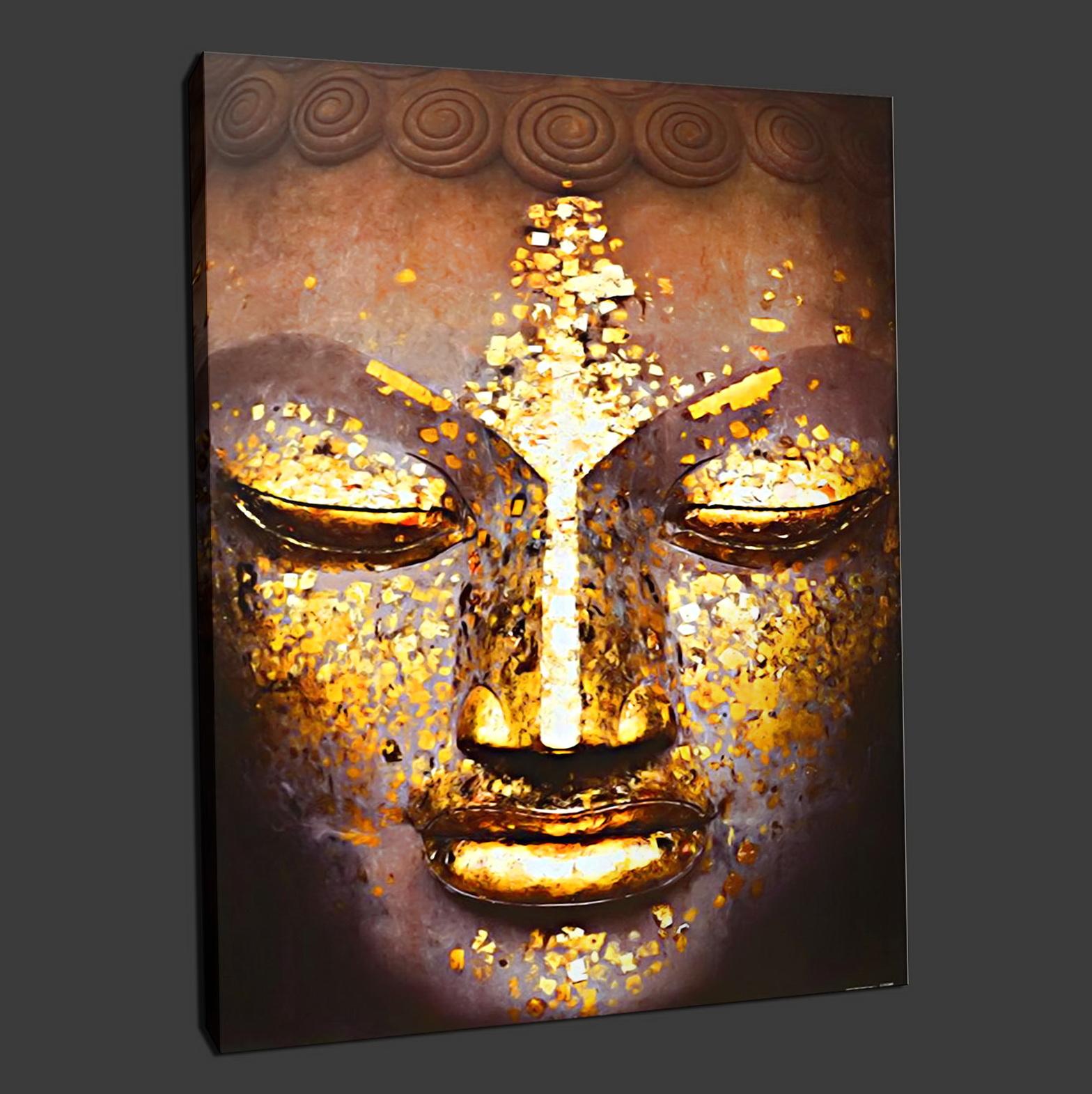 Buddha Wall Art Canvas