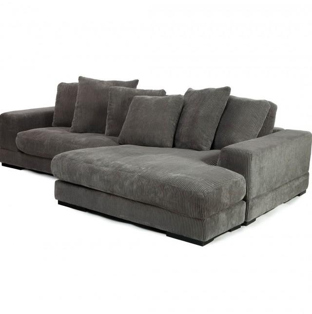 Charcoal Grey Sectional Sofa