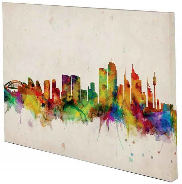 Cheap Canvas Wall Art Sydney